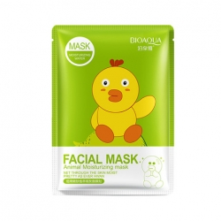 Тканевая маска Bioaqua Facial Mask Animal  цыпленок 30g