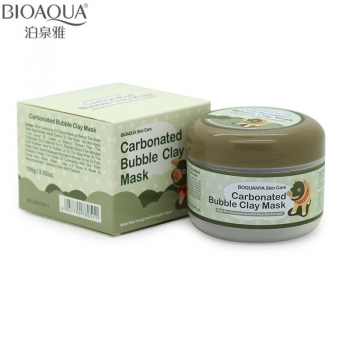 Маска для лица Bioaqua Carbonated Bubble Clay Mask 100g