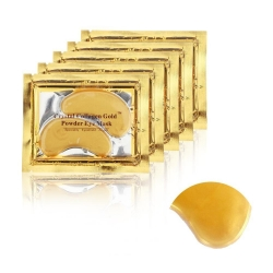 Патчи T24K Gold Collagen, 6 пар в упаковке