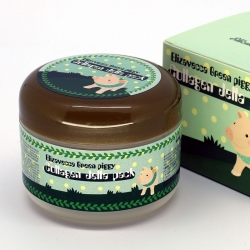 Коллагеновая Гелевая Маска Elizavecca Green Piggy Collagen Jella Pack , 100 г