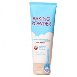 Пенка для умывания Etude House Baking Powder Pore Cleansing Foam (3in1) 150ml