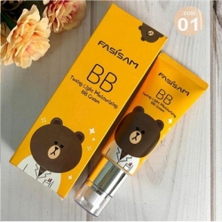 Fasisam BB cream медведь  тон 01