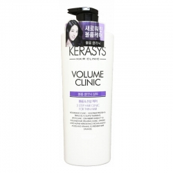 Kerasys Volume Clinic CONDITIONER Объем  кондиционер 750ml