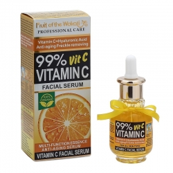 Сыворотка Fruit Of The Wokali 99% Vitamin C Facial Serum 40ml