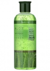 Увлажняющий тонер Farm stay Visible Difference Fresh Toner Aloe 350 ml