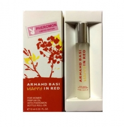 Armand Basi Happy In Red (2012) oil 10 ml. roll-on pheromone (жен)