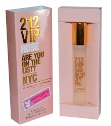 Carolina Herrera 212 VIP (2010) oil 10 ml. roll-on pheromone (жен)