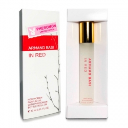 Armand Basi Happy In Red  oil 10 ml. roll-on pheromone (жен)