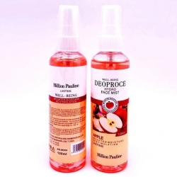 Мист для лица Яблоко Million Pauline Deoproce Hydro Face Mist Apple , 120 ml