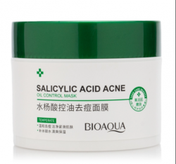 Bioaqua Маска от воспалений Salicylic Acid Acne Oil Control Mask