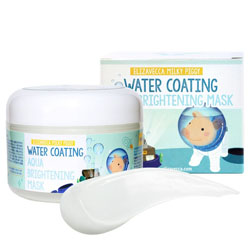 Ночная маска Elizavecca Water Coating Aqua Brightening Mask